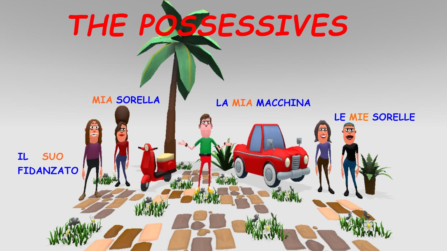 Possessives