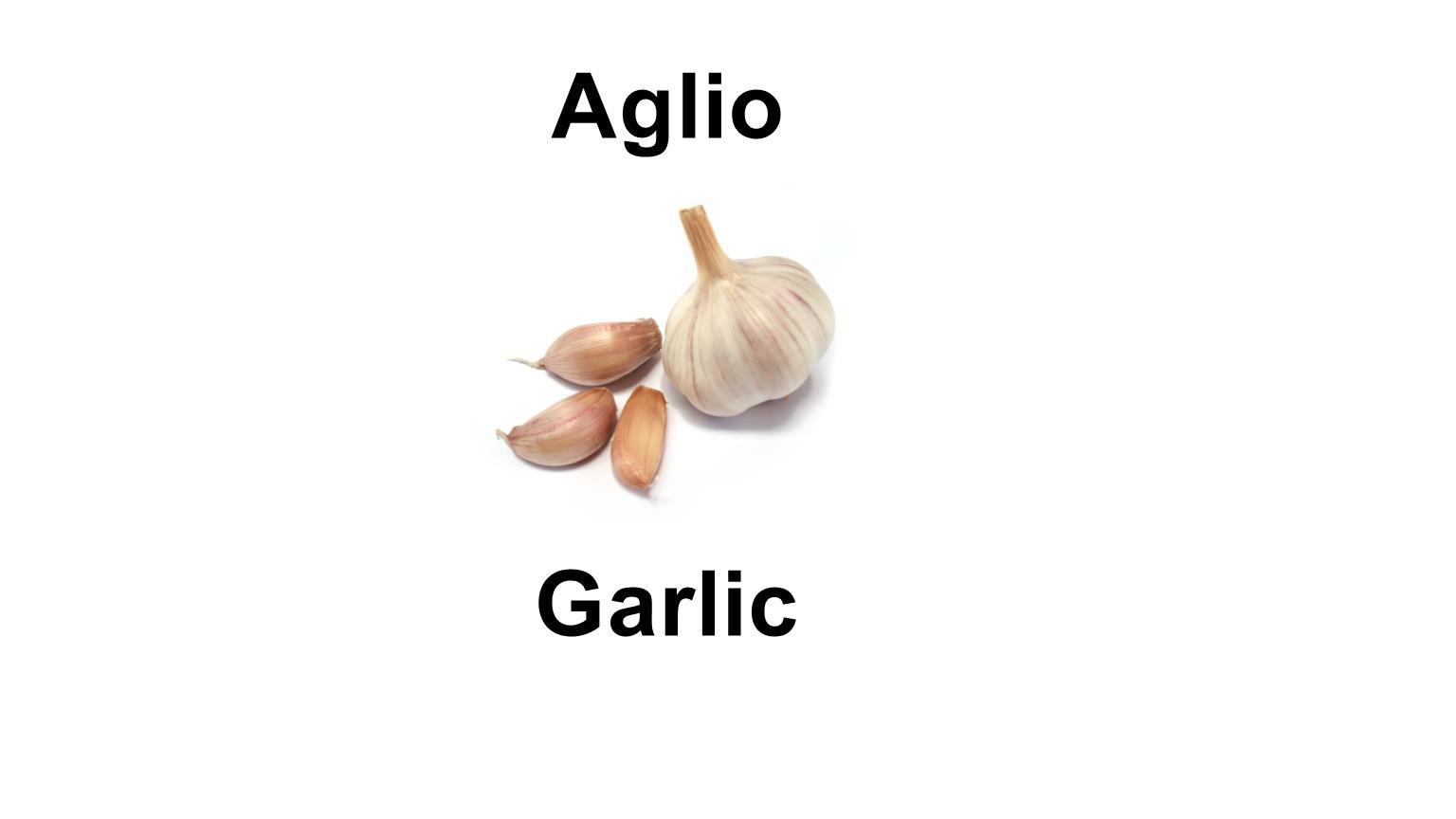 italian vocabulary italian food names of vegetables learn