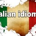 Modi di dire in italiano