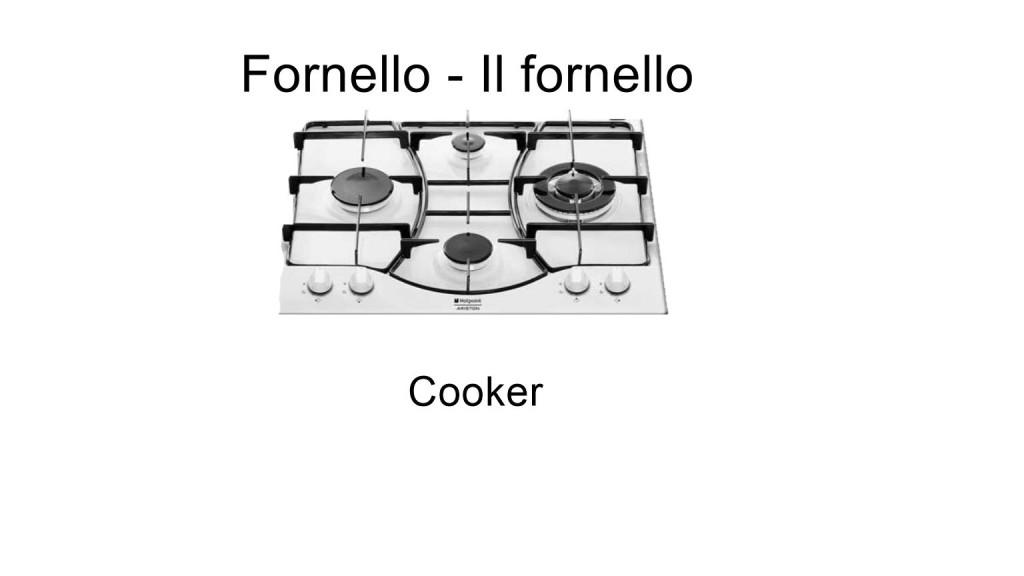 Italian household objects