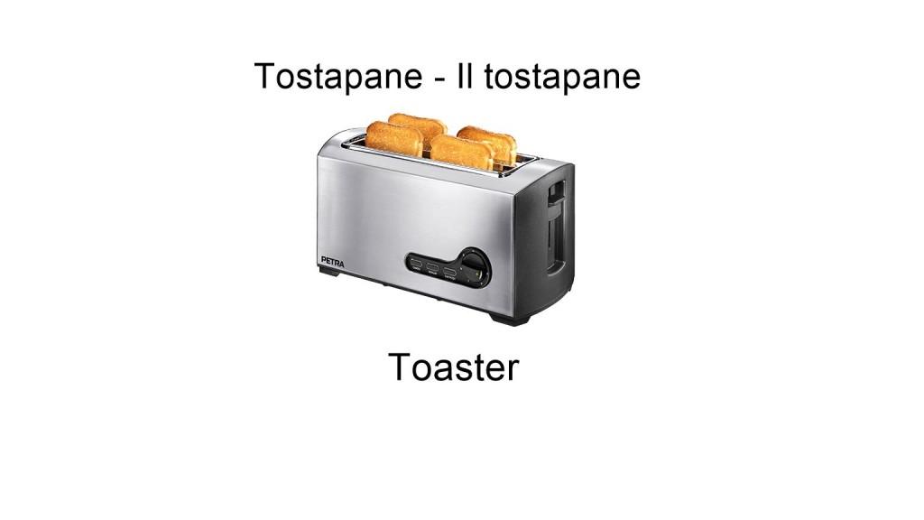 Tostapane - Il tostapane - Toaster