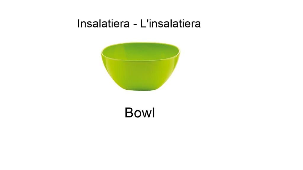 Insalatiera - L'insalatiera - Bowl