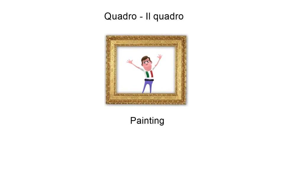 Quadro - Il quadro - Painting