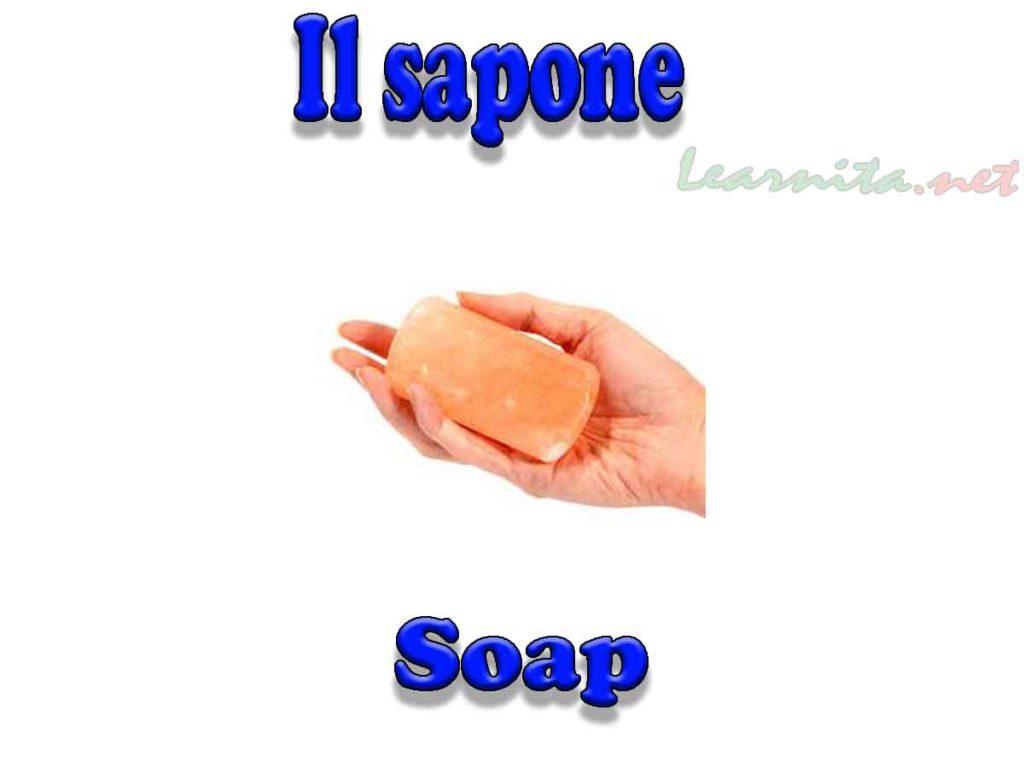 Il sapone - Soap
