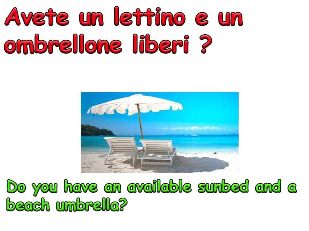 Dialogues in italian