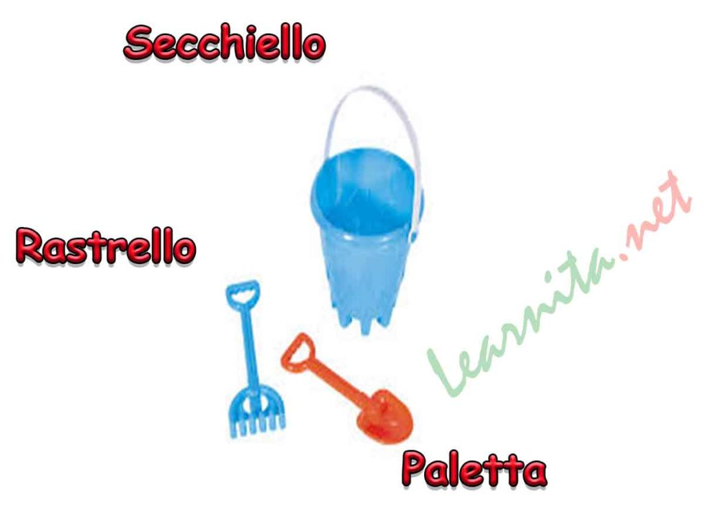 words in italian