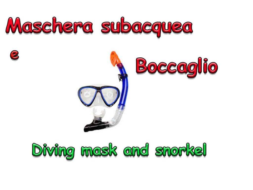 mask in italian language